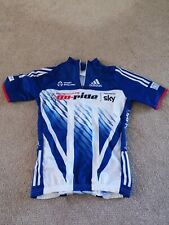 ADIDAS SKY BRITISH CYCLING GO-RIDE CYCLING JERSEY medium m sport england