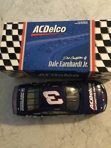 Dale Earnhardt jr 1999 ac delco 1/18 scale diecast