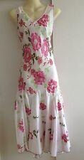 Tall Sleeveless Cotton Calf Length Dresses for Women
