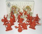 Basevich. Asian steppe nomad warriors. Plastic 1/32 plastic toy soldiers R