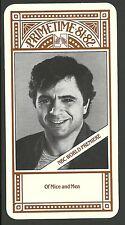 Of Mice and Men Robert Blake 1981 NBC TV Series Studio Card
