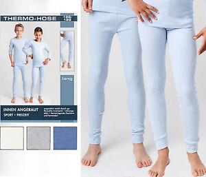2 Stück  Kinder Unterhosen  Leggings  Leggins   Thermo  weicher Innenfleece