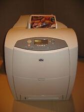 HP Colour LaserJet 4650dn 4650 USB Network Duplex A4 Colour Printer + Warranty