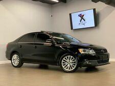 New listing 2012 Volkswagen Jetta Sel 4dr Sedan 6A