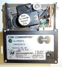 COIN MECHANISMS COIN COMPARITOR, CC-16E 13V INHIBIT FOR IGT S-2000 SLOTS