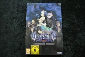 Odin Sphere Leifthrasir Storybook Edition Playstation 4 PS4