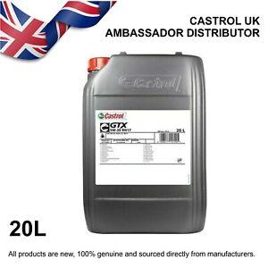 20L Castrol GTX 5w-30 5W30 RN17 Fully Synthetic Car Engine Oil