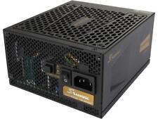 Seasonic PRIME Ultra 1000W 80+ Gold Power Supply, Full Modular, 135mm FDB Fan w/