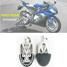 Modified Motorcycle Foot Pegs Forefoot Pedals 8MM Anti-slip Footpegs Footrest