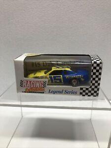 1993 Dale Earnhardt #15 Wrangler RCCA Legends Series 1:64th Scale Diecast