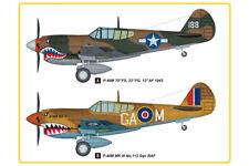Hobbyboss 1/48 P-40E Kitty Hawk Fighter # 85801