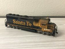Athearn Blue Box HO Scale GP40 BNSF Santa Fe Detailed Read Description