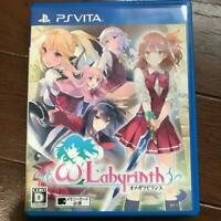 PSVita / Omega Labyrinth   RPG from Japan