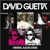 David Guetta - Original Album Series 5CD BOX SET 5 Full length albums MINT UK