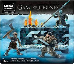 Game of Thrones: White Walker Battle - Mega Construx