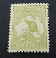 nystamps British Australia Stamp # 47 Mint OG H $38   A9y1334
