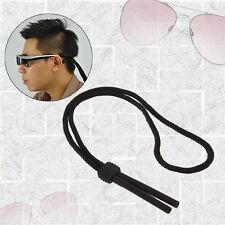 Einstellbar Sonnenbrille Ausschnitt Kordel Riemen Augenglas Gläser String Lanyard Halter ZV