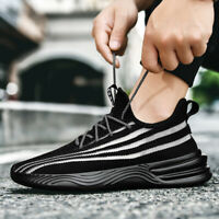 Men's Fashion Sneakers Casual Shoes Sports Running Shoes Ultralight Outdoor Mesh