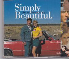 Ellen Ten Damme Huub Stapel Lois Lane-Simply Beautiful cd maxi single
