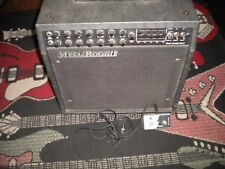 MESA BOOGIE DUAL CALIBER DC-3 1 X 12 TUBE COMBO AMPLIFIER W / ORIG FOOTSWITCH
