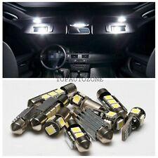 12x Canbus Car LED Light Interior Package Kit For 2009-2012 VW Tiguan Error Free