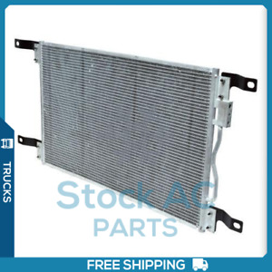 New A/C Condenser For Sterling Truck A-AT,L-LINES,SILVERSTAR/ Freightliner.. UQ