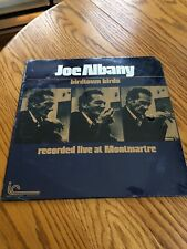 "JAZZ LP:  Joe Albany ""birdtown birds"" - Inner City 2003 - Factory Sealed"