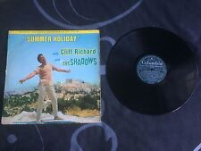 33 Tours Cliff Richard and the SHADOWS, Summer Holiday LP  BIEM COLUMBIA FPX 231
