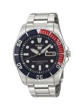 Seiko 5 Armbanduhren aus Edelstahl