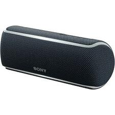 Sony Portable Wireless Waterproof Bluetooth Speaker, Extra Bass, 12-Hour Battery