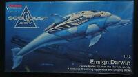 MAQUETTE MONOGRAM SEAQUEST DSV ENSIGN DARWIN 1/12 EME 3603