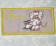Tand Hygienist HHJ Patch - Sweden