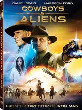 Cowboys & Aliens [New DVD] Ac-3/Dolby Digital, Dolby, Dubbed, Digital Video Se