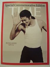 MICHAEL JACKSON 1958 2009 TIME MAGAZINE COVER PAGE PHOTO FROM TIME MAGAZINE BOOK