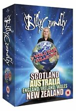 BILLY CONNOLLY WORLD TOUR COLLECTION dvd box set UK RELEASE NEW SEALED RARE
