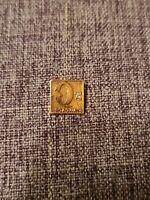 Very Rare Roadway 10K Gold Quality Driver Award Pin Nice Diamond Q Scrap or ??