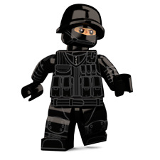 Special Ops Military Custom LEGO ® Minifigure LIMITED EDITION