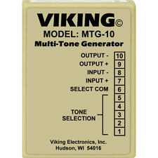 VIKING MTG-10  MULTI-TONE GENERATOR New FREE SHIPPING!