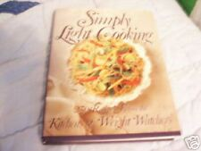 Simply Light Cooking Weight Watchers cook book 250 rec