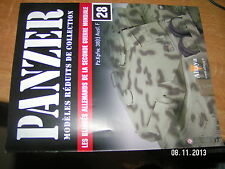 Fascicule PANZER n°28 Pz.Kpfw.38 Ausf.F1.Pz.Div LSSAH Operation Shingle