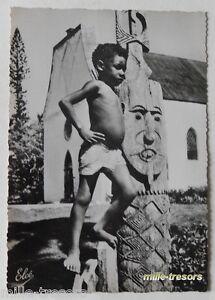 CP ILE des PINS : Indigènes et Tabou - Photo au bromure Cliché RIVATON
