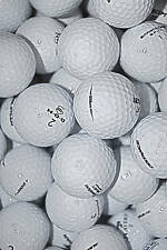 100 Assorted AAA-Premium Grade Golf Balls plus 10 plastic wedge tees