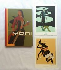 BD TL - Yoni 1 Dollymorphing + 2 ex-libris n° EA / EO LUXE 2004 / BERTHET & YANN