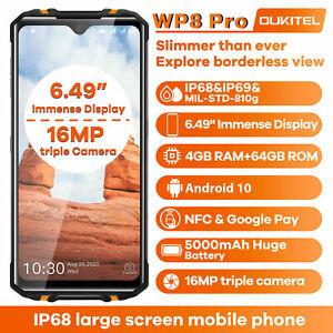 OUKITEL WP8 Pro Global Version IP68 étanche NFC 6.49 dans un smartphone...