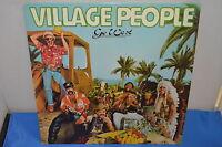 VILLAGE PEOPLE GO WEST LP 33 VINTAGE ORIGINAL VINYL RECORD ALBUM NBLP 7144