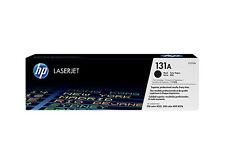 Original HP 131a Black LaserJet Toner Cartridge CF210A