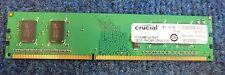 Crucial CT12864BA1339.M4FD 1GB 240-Pin DDR3 sdram DDR3 1333 mémoire PC3-10600