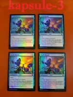 4x Starlit Mantle | FOIL | Theros Beyond Death | MTG Magic Cards