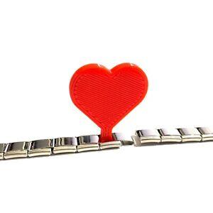 Heart Charm Tool For Italian 9mm Links Add Remove For Classic Bracelet