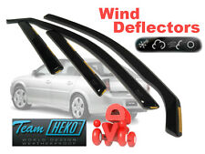 OPEL VAUXHALL VECTRA C 2002 - 2008  ESTATE  Wind deflectors 4.pc  HEKO 25361